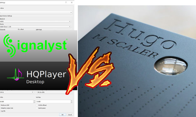 HQPlayer – Better Than a $5,000 Upscaler?