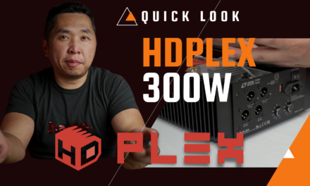 HDPLEX 300W Linear Power Supply – Quick Look