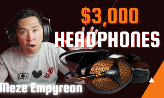 Video: Meze Empyrean Headphone Review