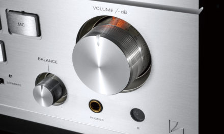 Luxman celebrates 95 years with the L595A SPECIAL EDITION integrated amplifier