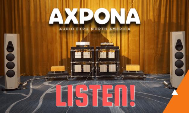 Listening Rooms | AXPONA Lost Tapes