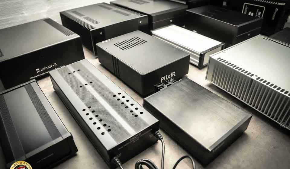The World's Best Audiophile Linear Power Supplies
